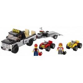 LEGO® City 60148 Wyścigowy Zespół Quadowy