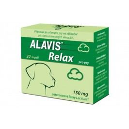 Alavis preparat dla psa Relax - 150 g