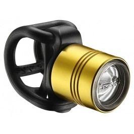 Lezyne Przednia lampka rowerowa LED Femto Drive Front Gold