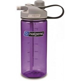 Nalgene butelka Multi-Drink 590 ml Purple