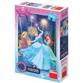 DINO Puzzle Księżniczki świecące w ciemności