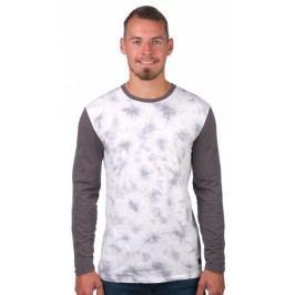 GLOBE T-shirt męski Lindeman Ls Tee M biały