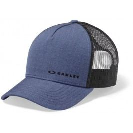 Oakley czapka z daszkiem Chalten Cap Blue Indigo