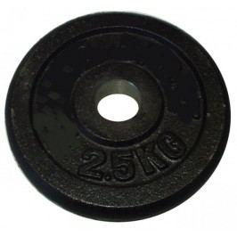 Acra ciężarek 2,5kg Black