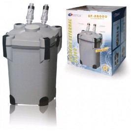 Resun filtr zewnętrzny EF-2800U z lampą UV, 60W, 2800 l/h