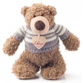 Lumpin Miś Denis w swetrze 22 cm
