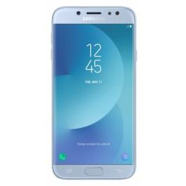Samsung smartfon Galaxy J7, 2017, DualSIM, srebrno-niebieski