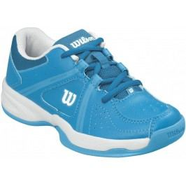 Wilson buty tenisowe Envy Jr Blue/White/Hawaiian Ocean 33.3