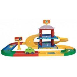 Wader Garaż 2 poziomowy KID CARS 3d 53020
