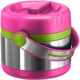 Emsa Termos na żywność Kids Mobility 650 ml, różowy