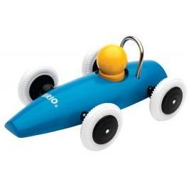 Brio autko wyścigowe, niebieskie