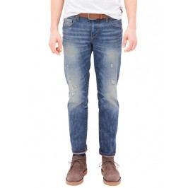 s.Oliver jeansy męskie 32/32 niebieski