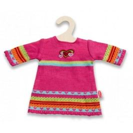 Heless sukienka z dzianiny dla lalki 35-45 cm