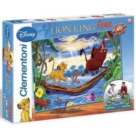 Clementoni Puzzle Król Lew 25431