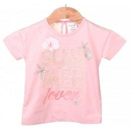 Primigi T-shirt dziewczęcy 74 różowy