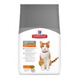 Hill's sucha karma dla kota Feline Young Adult Sterilised Cat - kurczak - 3,5kg