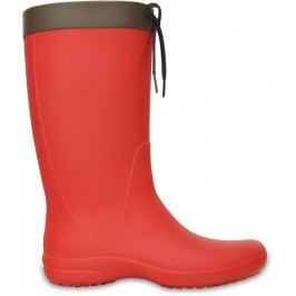 Crocs kalosze Crocs Freesail Rain Boot Flame 36-37 (W6)