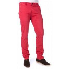 Pepe Jeans spodnie męskie Sloane 30/32 czerwony