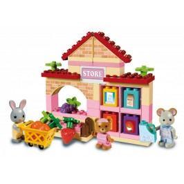 Unico Klocki Maximilian families supermarket