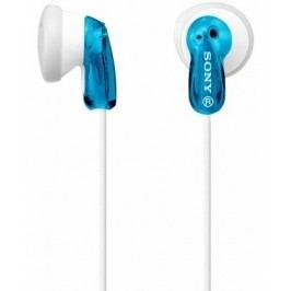 SONY MDR-E9LPL Niebieskie