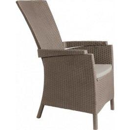 Allibert krzesło ogrodowe VERMONT