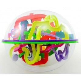 Teddies Układanka Kula Owalna 3D 20 cm plastik