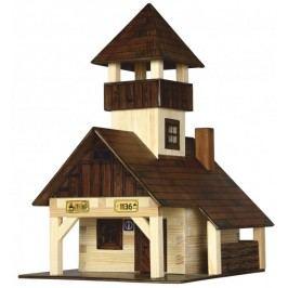 WALACHIA Chata Turystyczna Drewniana Do Sklejania