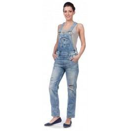Pepe Jeans kombinezon damski Nomad XS niebieski