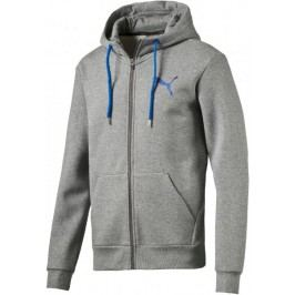 Puma Rebel FZ Hoody FL Medium Gray Heat S