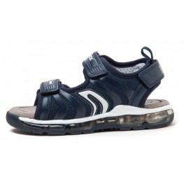 Geox sandały chłopięce Androi 30 niebieski