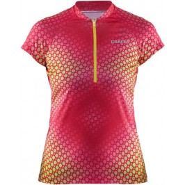 Craft Koszulka Rowerowa Velo Graphic Pink L