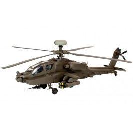 REVELL model helikopteru AH-64D Apache Brit 1:48