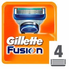Gillette wkłady do maszynki Fusion Manual - 4 sztuki