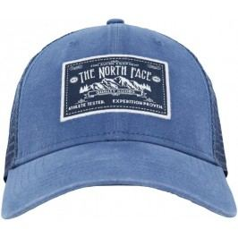 The North Face czapka z daszkiem Mudder Trucker Hat Shady Blue