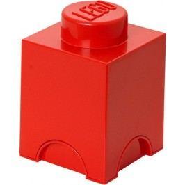 LEGO® Pudełko 12x12x18 cm, czerwony