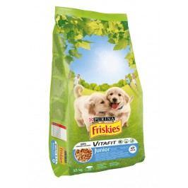 Friskies sucha karma dla szczeniąt Junior - 15 kg