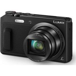 Panasonic Lumix DMC-TZ57, czarny