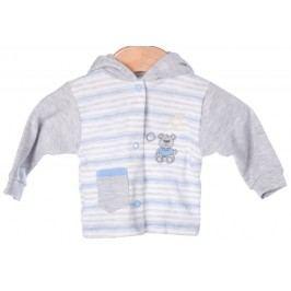Krtek bluza chłopięca 62 szary