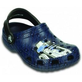 Crocs buty Classic Star Wars R2D2 C3PO Nautical Navy 27-29 (C10/C11)