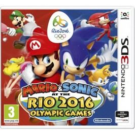 Nintendo gra 3DS Mario & Sonic in Rio 2016