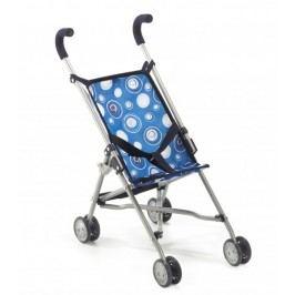 Bayer Chic Spacerówka dla lalek Mini-Buggy Roma, niebieski