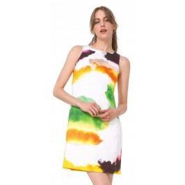 Desigual sukienka damska Nilina 36 wielokolorowy