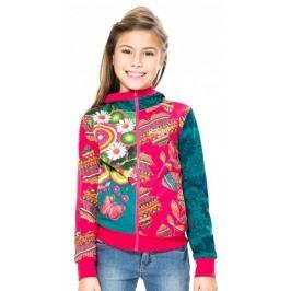 Desigual bluza dziewczęca 116 wielokolorowy