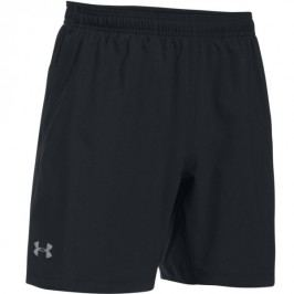 Under Armour Launch SW 2-IN-1 Short Blk Blk Rerf