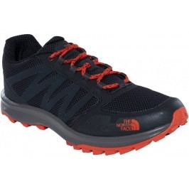 The North Face Buty M Litewave Fastpack Phantom grey/Tibetian Orange 44,5