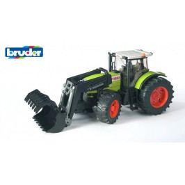 BRUDER Traktor z ładowaczem czołowym Deutz Agrotron X720