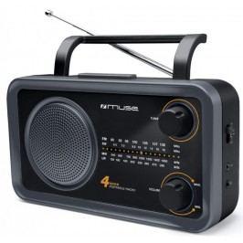 Muse radio M-05, czarny