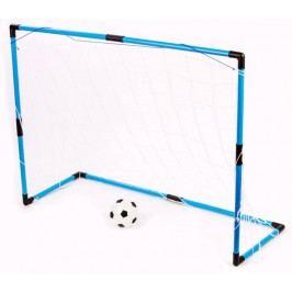 Eddy Toys Bramka do piłki nożnej 96 x 64 x 42 cm + piłka