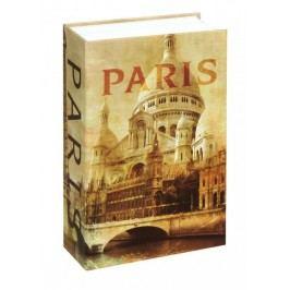 Richter Czech kasetka TS0209 - imitacja książki Paris