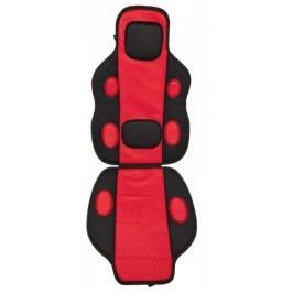 4Cars Pokrowiec na siedzenie Race czerwony